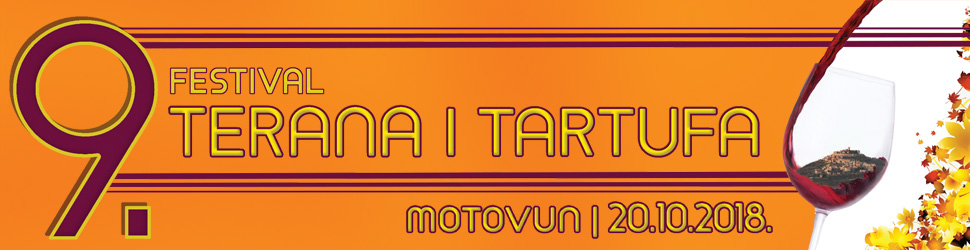 Festival tartufa i terana Motovun